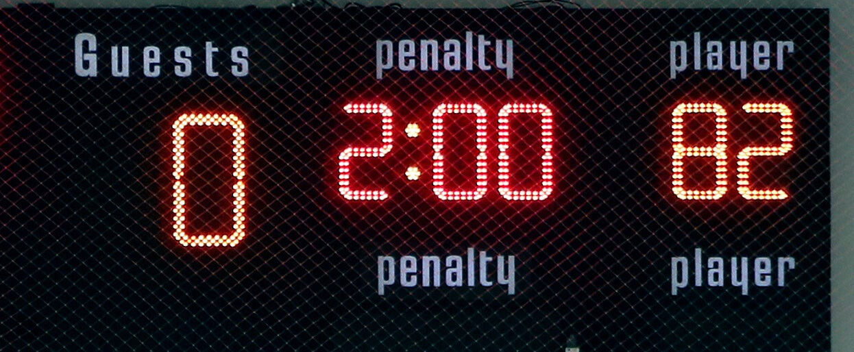 Hockey Penalty