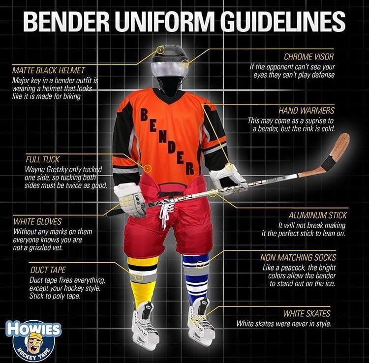 Hockey Benders Meme