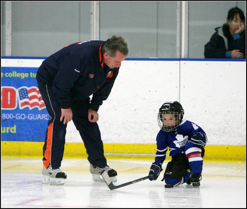 Private Coaching for Hockey