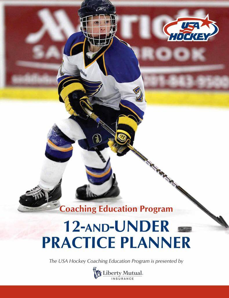 USA Hockey Practice Planner